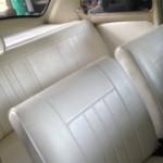 Restauração de estofamento de carros antigos